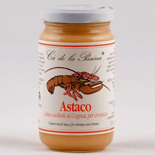 Salsa cocktail al cognac per crostacei. Scopri e prova tutte le altre salse su: www.demarca.it