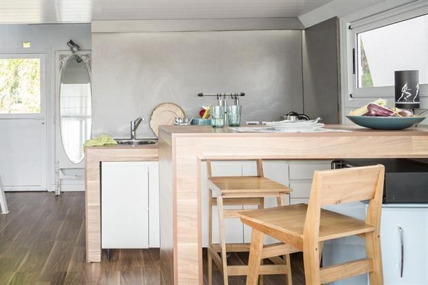 10 ideas para armar una barra en la cocina De la altura de la barra va a depender la de las banqueta que elijamos, algunas regulables.. / Archivo LIVING