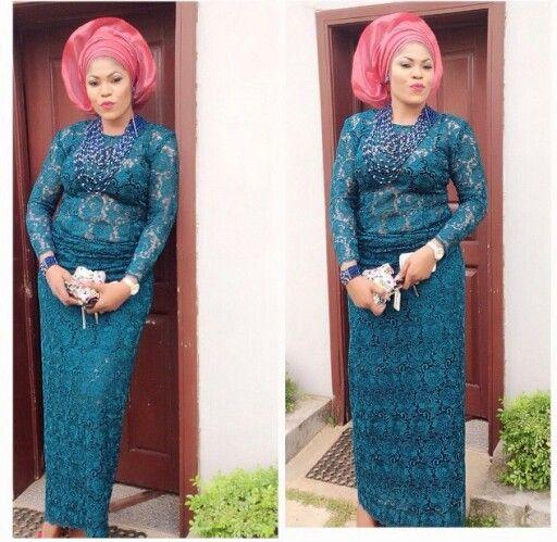 Nigerian traditional attire nigerian style pinterest