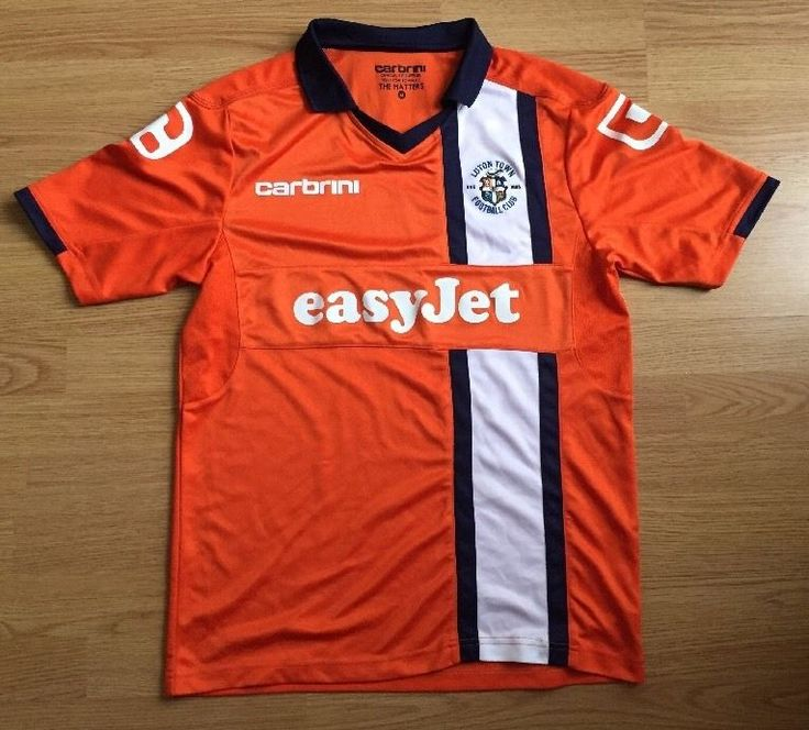Luton Town 2011/12,Home,Carbrini,Medium Football Shirt..Great Condition...
