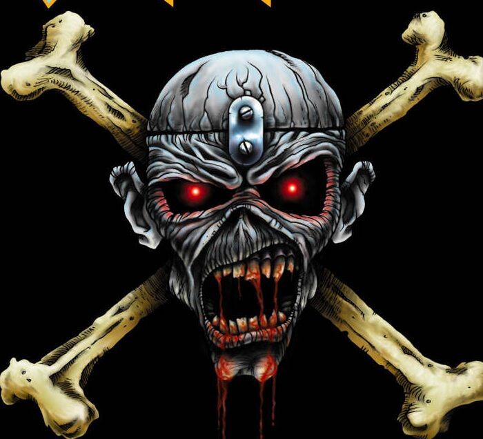 iron maiden eddie the head muy poco vistas de eddie the head iron maiden metal. Black Bedroom Furniture Sets. Home Design Ideas