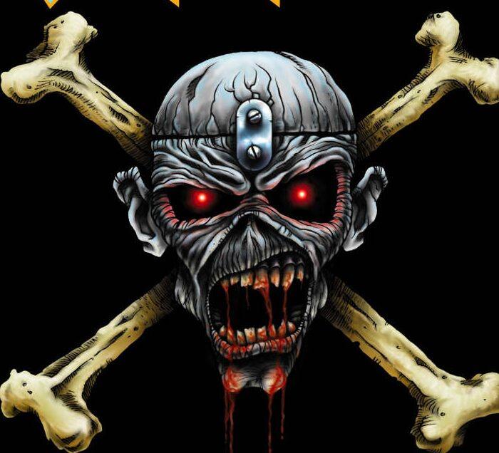 Iron Maiden Eddie the Head | ... muy poco vistas de Eddie The Head (Iron Maiden) - Metal Unleashed