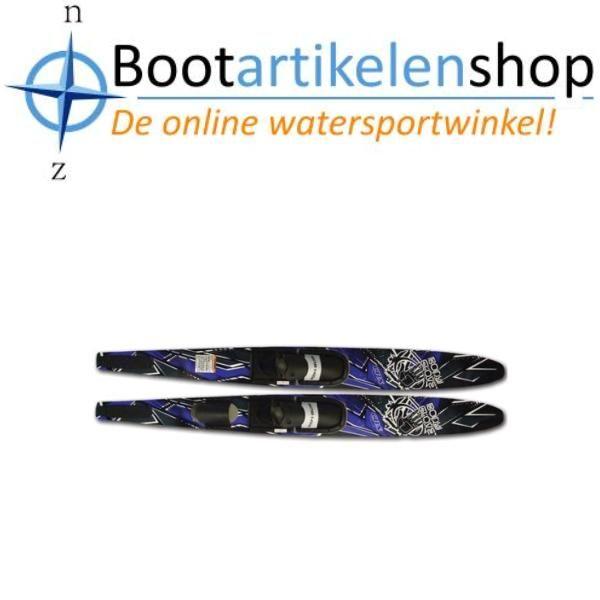 Waterski's voor jonge en volwassen mensen. Tevens diverse soorten ski lijnen / ropes en accessoires!