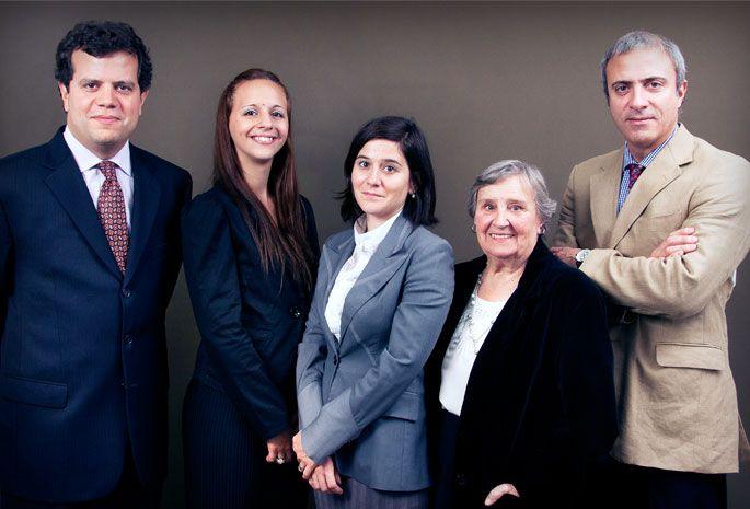 Nuestro Staff. Estudio Iacona. Abogados. Agentes de la propiedad Industrial (011) 4747-4454