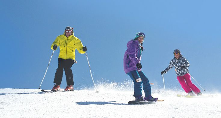Family-Friendly Ski Resorts in North Carolina's High Country - MiniTime