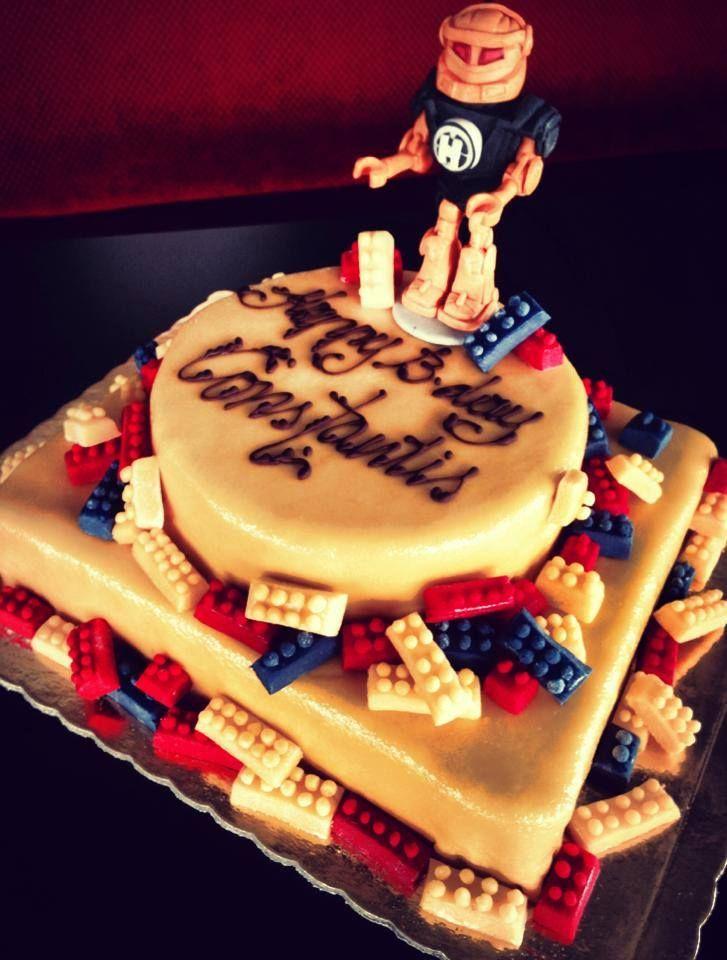 Lego Hero Factory.. 100% handmade για τον αγαπημένο μας Κωνσταντή !!