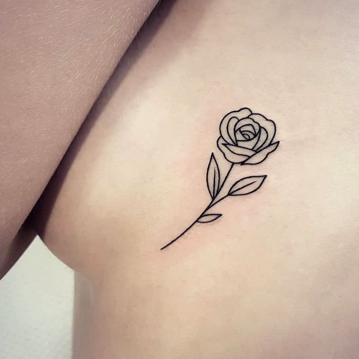 100+ new little rose tattoo #evamigtattoos #tattoo #evamigtattoos #small #tattoo