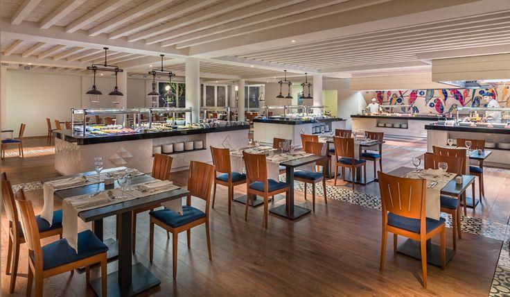 Parrots Restaurant #h10oceansuites #oceansuites #h10hotels #h10 #hotel #hotels