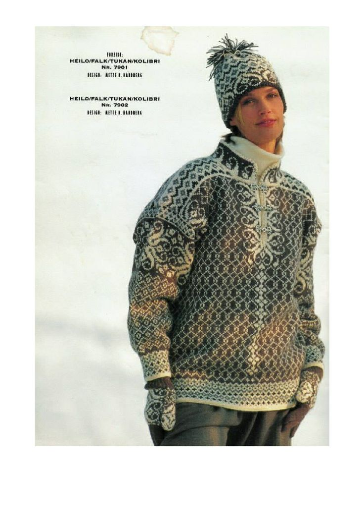 44 Best Norwegian Knitting Patterns Images On Pinterest Knit