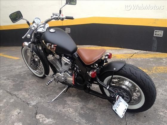 HONDA SHADOW 600C VT - WebMotors - 427328