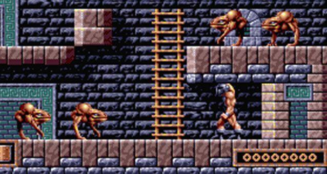 Gods 1991 pc platformer - Such a good game!