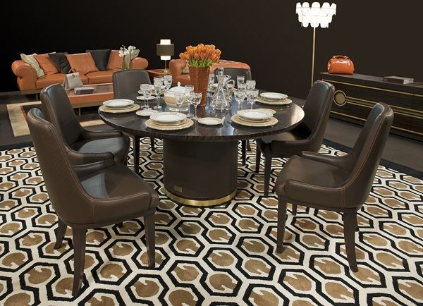 A dialect between Design and Fashion by Gherardini Home | Decoration Ideas
