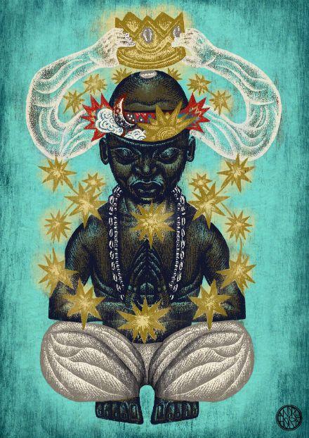 Yoruba Orishas Art Best 25+ Orisha ideas ...