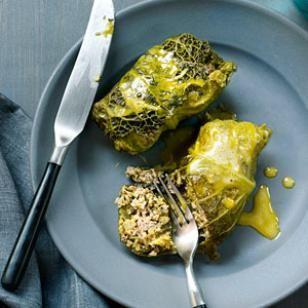 Lebanese Cabbage Rolls Recipe