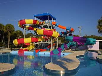 Water park Lakewood campground -Myrtle Beach, SC. Wasn't ready last year but can't wait til summer 2014.