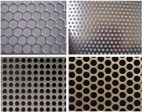 perforated metal sheet, acero perforado galvanizado