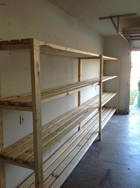 Shop Storage Shelves Best Garage Storage Ideas On Tool Organization