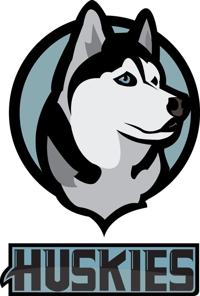 Uconn Huskies Logo Vector 40903 Loadtve