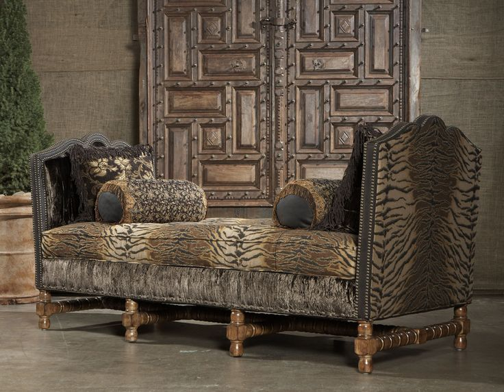 Marvelous Old World Furniture