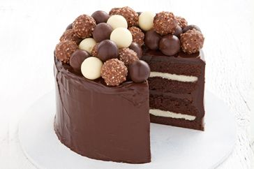 Special occasion celebrations mean cake, so wow your guests with this impressive creation!