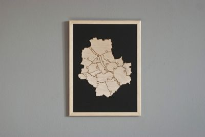 Puzzle-magnesy Warszawa // LOKALNY