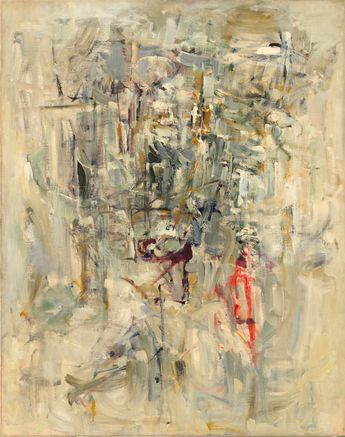 Joan Mitchell - Untitled, 1954