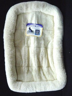 """DOG BEDS & LOUNGERS - K-9 SLEEPER PAD - 29.5"""" x 20.5"""" NATURAL - CENTRAL - FOUR PAWS PRODUCTS - UPC: 45663581305 - DEPT: DOG PRODUCTS"""