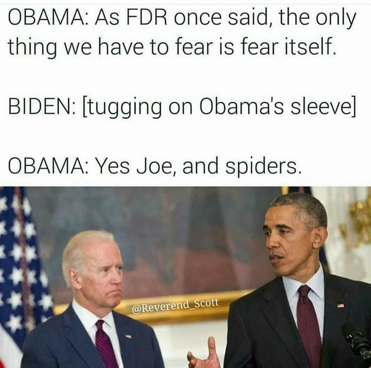 Joe Biden Barack Obama Donald Trump meme