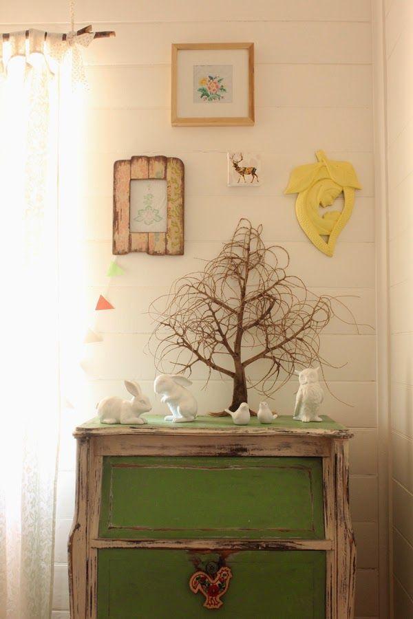Svenngården: Inspiration: Bohemian nursery
