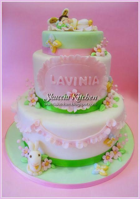 SKACCIA KITCHEN: Nanù Thun  Cake