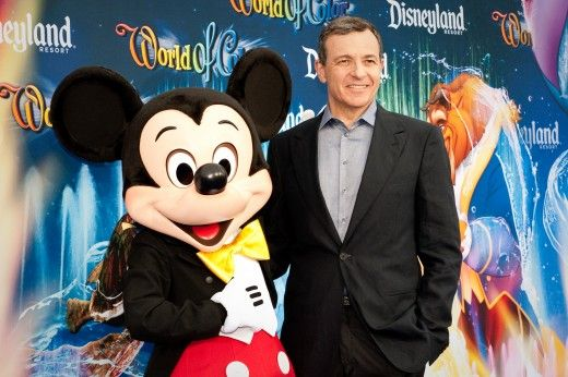 The Magical Story of Disney Stock