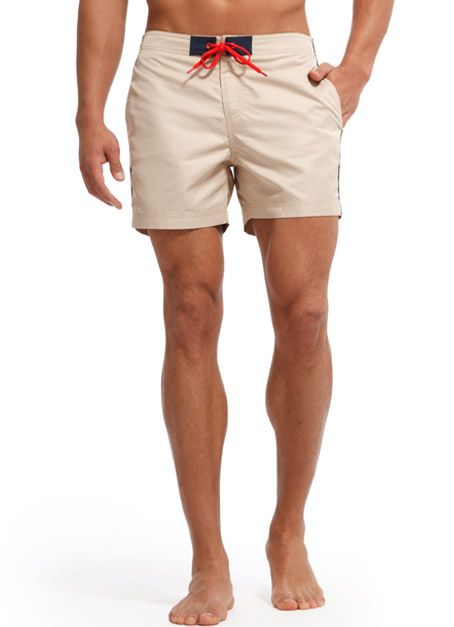 "BONOBOS 5"" Khaki Swim Trunk"