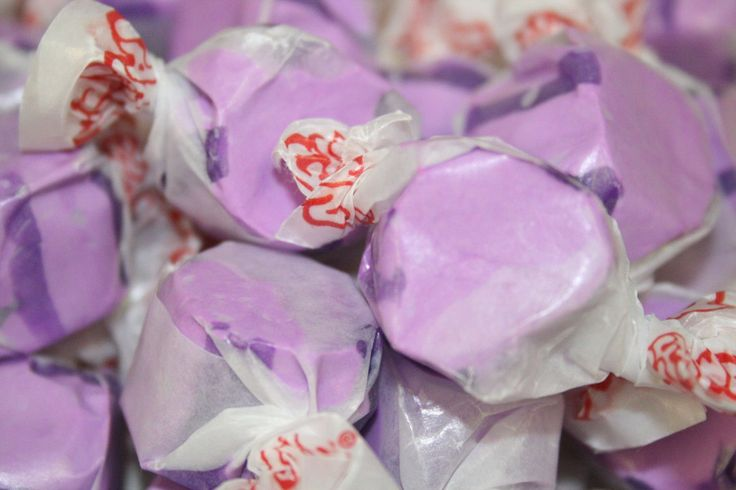 Salt Water Taffy Grape, 5Lbs
