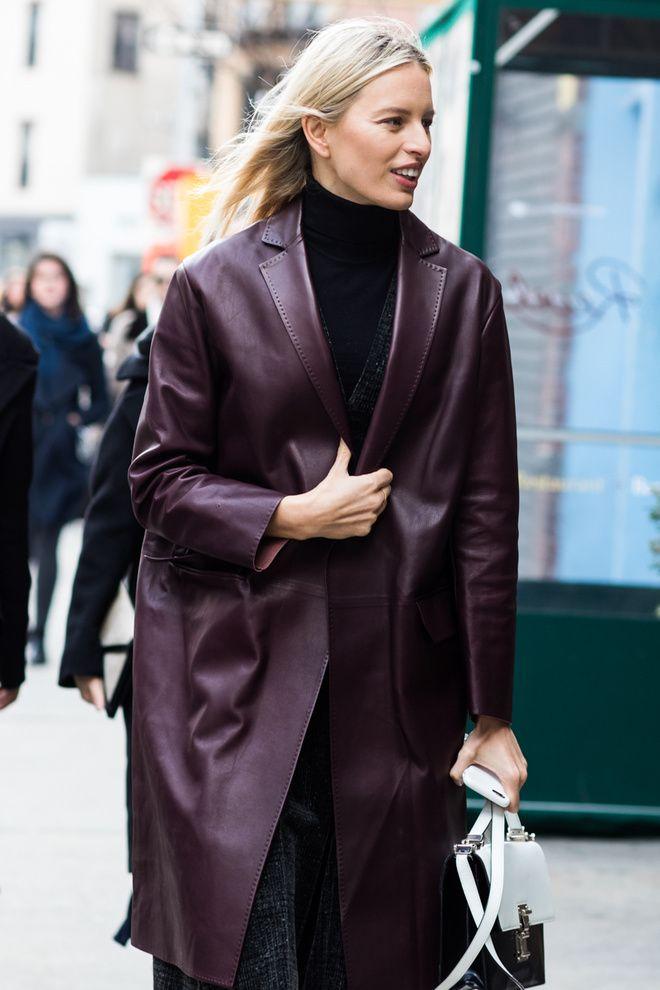 Street Style La Fashion Week Automne Hiver 2017 2018 De