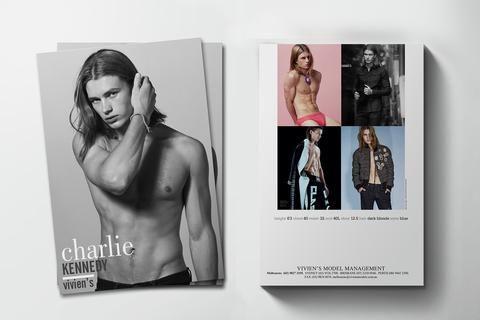 Model Composite Cards Matt Laminated