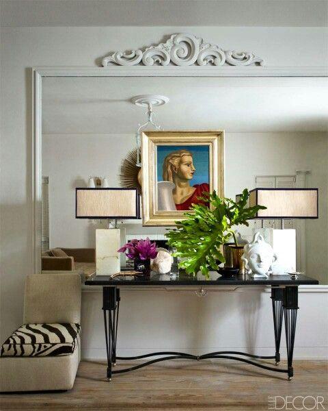 Elle Decor Foyer : Best interior design we love images on pinterest
