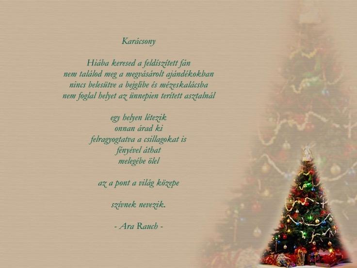 """""""Hiába keresed a feldíszített fán  nem találod meg a megvásárolt ajándékokban...""""  (Karácsony 2011 c. vers)"""