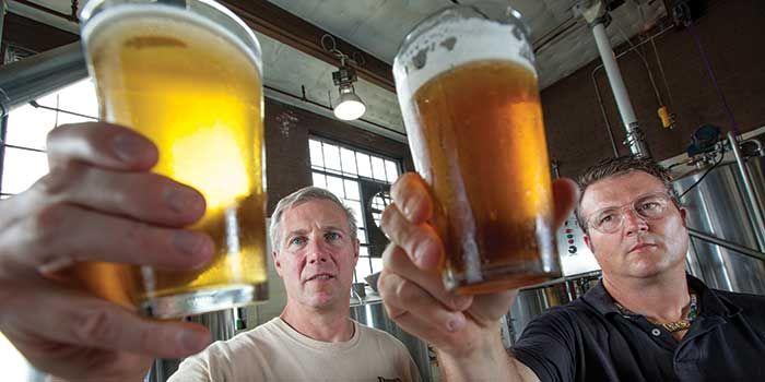 Peak Pints: Beer in Western N.C. - Our State Magazine