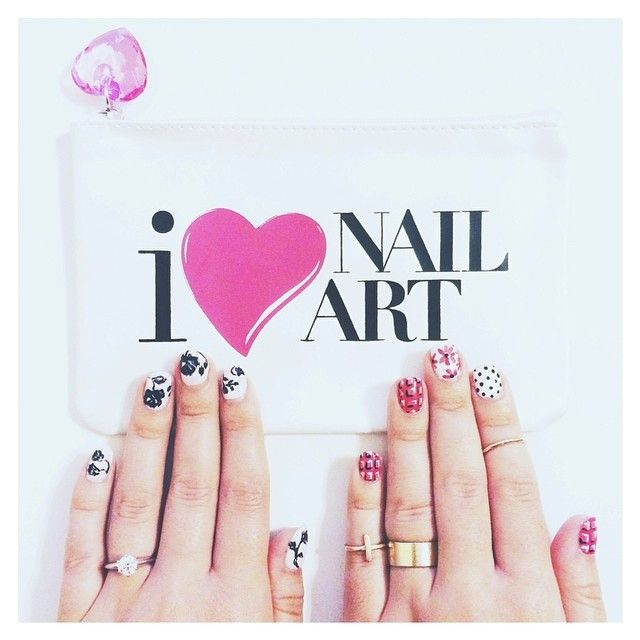 365 Days Of Nail Art March 2014: 414 Best Nail Polish Quotes Images On Pinterest