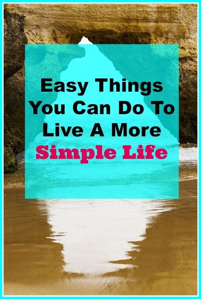 Easy things you can do to live a more simple life. Have you ever wished that you could live a more simple life? Not sure how or where to start? Whether you just want to be more focused on your family life, or maybe you want a organized and clutter free home, perhaps you want a financially simpler life to pay off debt, these tips are a great place to begin your journey to living a simpler stress free life. Simple living tips, declutter, stress free, organize