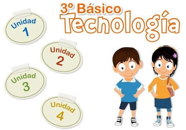 Libro digital de tecnología 3er grado - Material de Aprendizaje