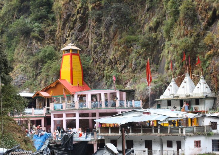 About Yamunotri Dham – Yamunotri Pilgrimage Tours – Yamunotri Travel Information - http://yatrachardham.in/yamunotri-dham/