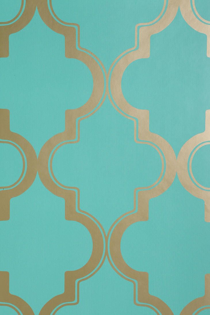 17 Best Ideas About Turquoise Wallpaper On Pinterest