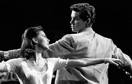 Natalie Wood Richard Beymer West Side Story Maria Tony