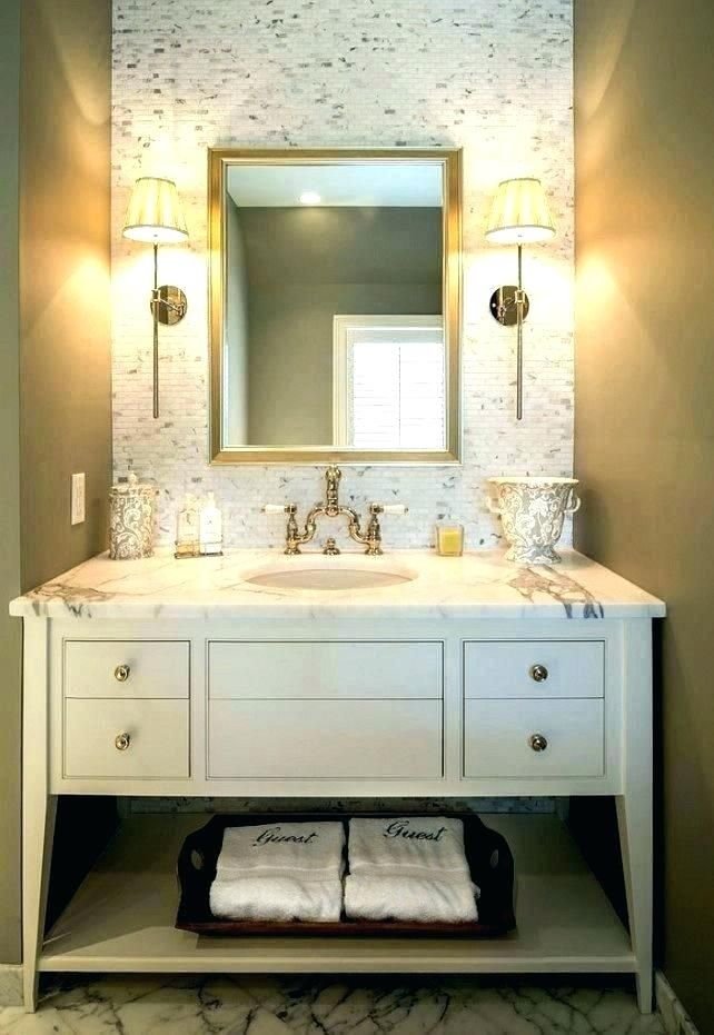 built in bathroom built in vanity ideas custom built bathroom vanity or custom b…   – GUEST / BATH