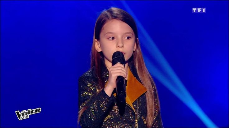 The Voice Kids 2015 | Lévanah - Libérée, délivrée (Anaïs Delva) | Blind ...
