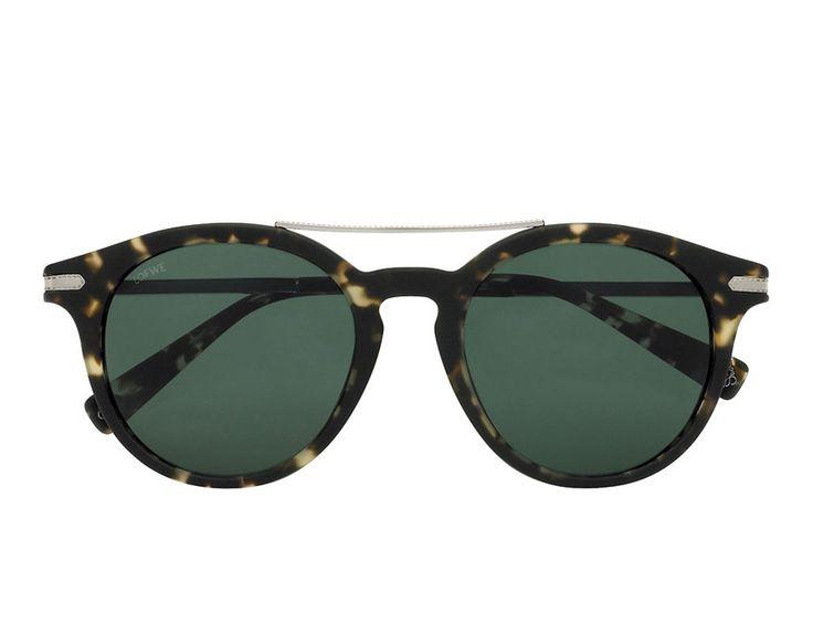 Loewe Gafas de sol de cristales redondos