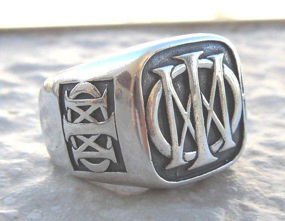 Dream Theater banda anillo plata 925 por vikigreen en Etsy