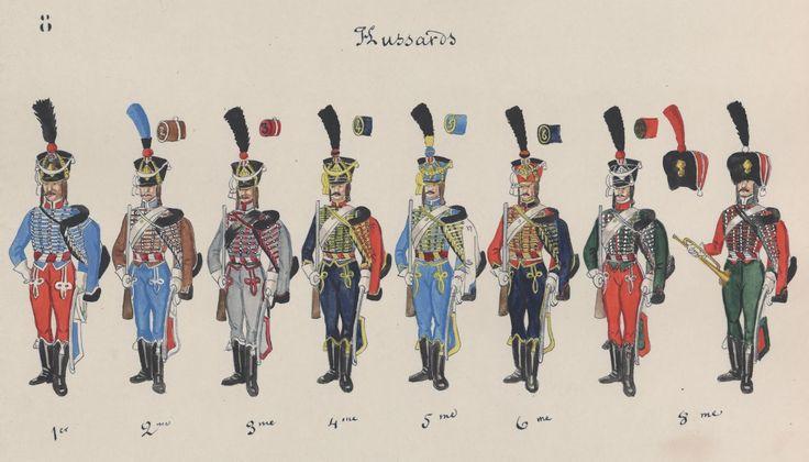 Afbeeldingsresultaat voor dessin uniforme militaire napoleon