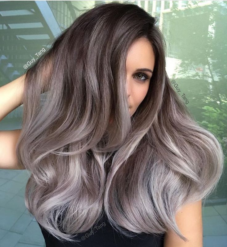 Must color my hair like this